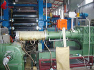 1000 -1500kg/h plastic pelletizing equipment / Extruder Machine Nitriding treatment